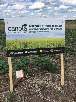 Manitoba Canola Growers, SaskCanola and Alberta Canola fund the CPT program, providing another strong return on grower levy dollars.