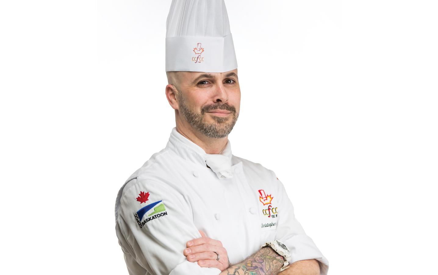 Chef Chris Corkum