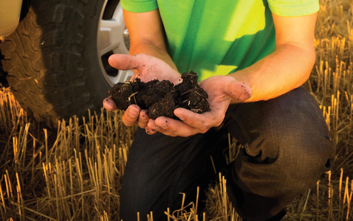 Soil characteristics stay fairly consistent so don't need to be checked too often, but use these tests to set expectations for new fields or fields that haven't been tested recently.