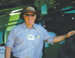 Harvey Chorney, vice-president of Manitoba operations for Prairie Agricultural Machinery Institute, thinks storage issues due to the concentration of chaff and fines could become more serious as bin diameters increase.