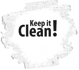 Keep It Clean!