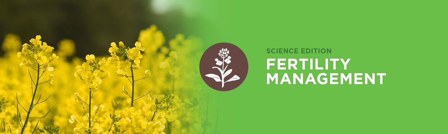 Science Edition: Fertility Management
