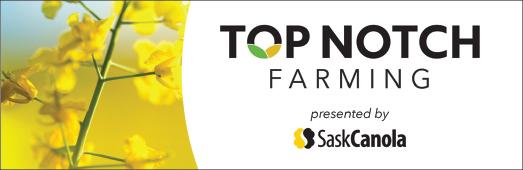 Top Notch Farming, presented by SaskCanola