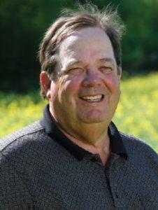 Headshot of Chuck Fossay