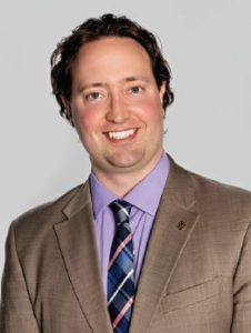 Photo of Ian Chitwood, Alberta Canola Director of Region 8