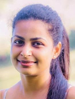 Photo of Ivanthi Kumasaruge